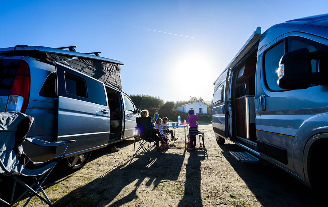 The Right Style Van For Your Home on the Road, High Roof or Standard
