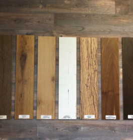 Authentic Reclaimed Wood Wall Planks