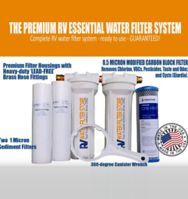 Essential Whole RV Water Filter System